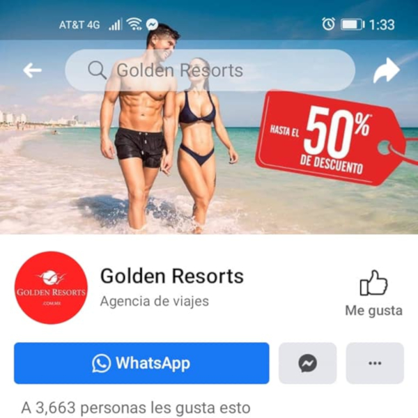 Golden Resorts